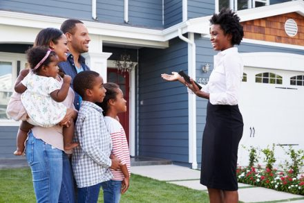 What is the role of a real estate agent?